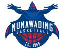 Nunawading Basketball Logo